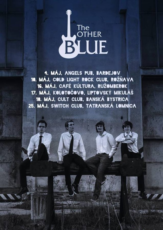bardejov,koncert,Angel´s Pub,The Other Blue,blues,rock